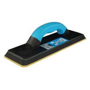 """OX Pro Gum Rubber Float Offset 12""""x4"""" Square - OX Grip"""