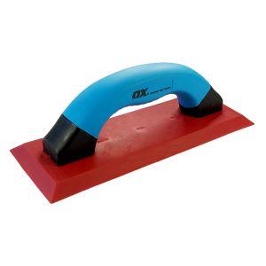 "OX Pro Super-Flexible Stone Grout Float 9""x4"" / 230 x 100mm"