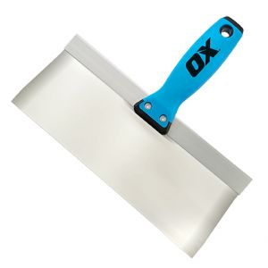 """STAINLESS STEEL TAPING KNIFE   8"""" - 12"""""""