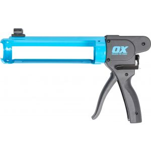 OX Pro Rodless Caulk Gun 10 oz 7:1 Thrust Ratio