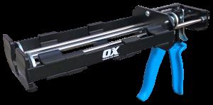 Pro Two Component  Applicator Caulk Gun 20 Oz 26:1 Thrust Ratio
