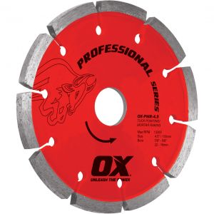 Image for OX Professional PMR Tuck Pointing Diamond Blade