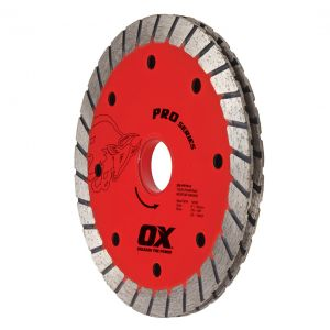 Image for OX Professional PTTP Sandwich Turbo Double Tuck Pointing Diamond Blade