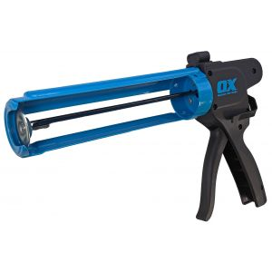 Pro Rodless Caulk Gun 10 oz 7:1 Thrust Ratio