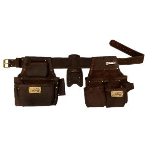 4-Piece Framer's Tool Belt - Layout