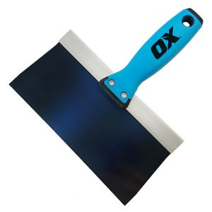 "BLUE STEEL TAPING KNIFE | 8"" - 12"""
