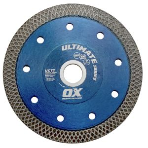 Ultimate Porcelain Fine Turbo Diamond Blade