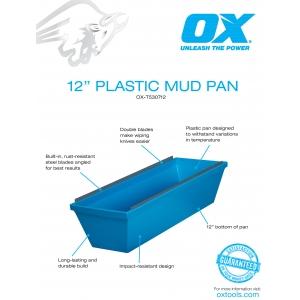 Plastic Mud Pan Information