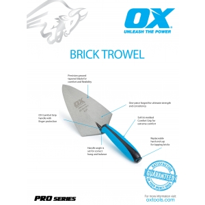 Brick Trowels Information