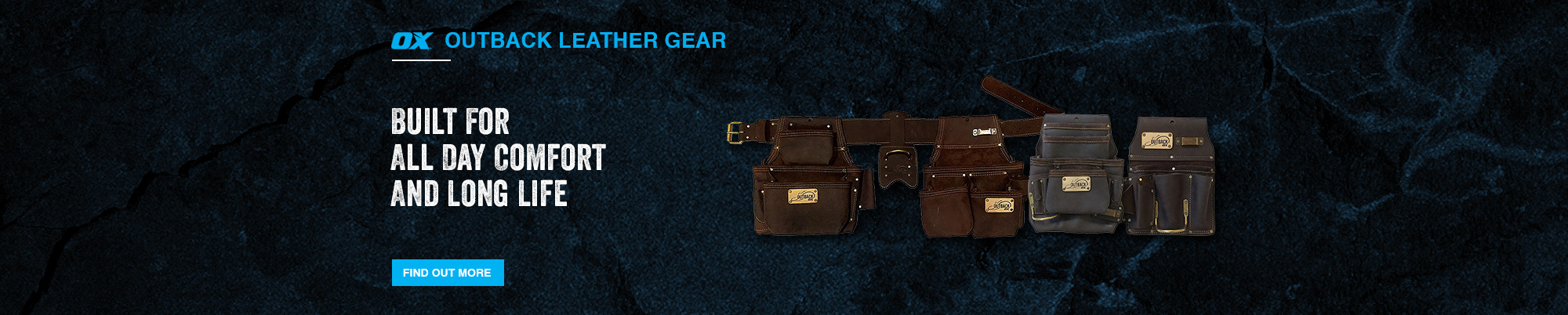 Outback Leather Gear